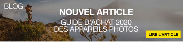 Nouvel article blog : Guide d'achat 2020