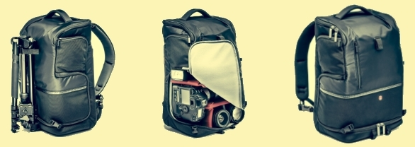 Test du sac photo Manfrotto Tri Backpack L