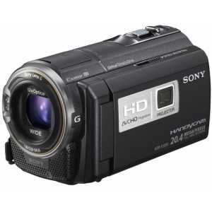 Pack sony hdr pj580ve noir ecm hw2 housse de for Sony housse de transport lcscsj ae