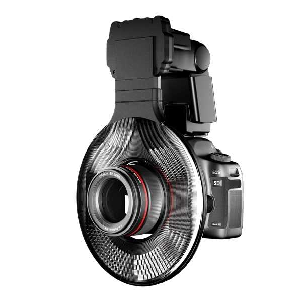 photo Rayflash Ringflash universel - Taille L