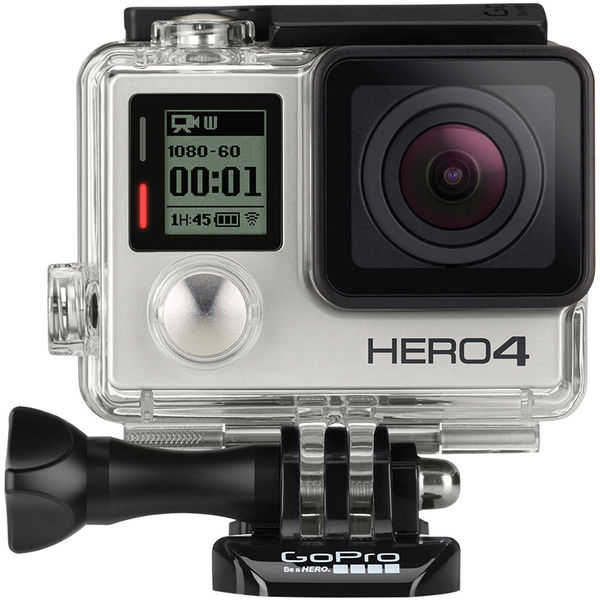 DIGIXO - Hero 4 Silver Edition