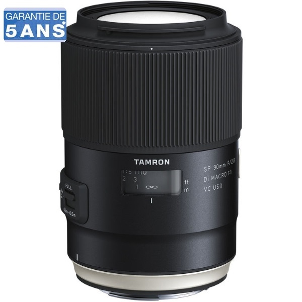 photo Tamron 90mm f/2.8 SP Di Macro 1:1 USD Monture Sony A