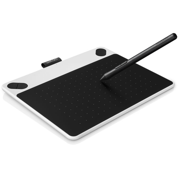 Wacom Tablette graphique Intuos Draw Pen Small blanc CTL490DW