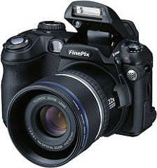 photo Fujifilm Finepix S5000